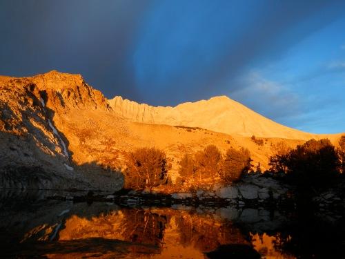 October-Jeff Ballas-White Cloud Sunrise